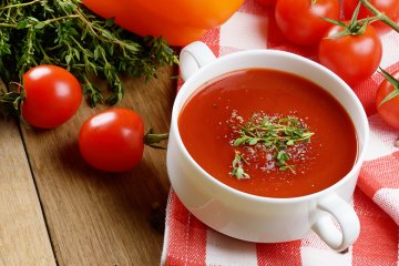Tomatensuppe - FAQs