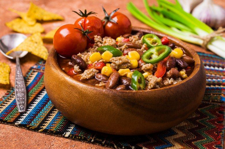 Ob das Chili con Carne nun von den Texanern erfunden wurde oder seinen Ursprung in Mexiko hat ist bis heute nicht geklärt.