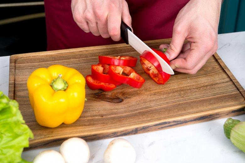 Durch frisches Gemüse wird Meal Prep zu einem gesunden Trend.