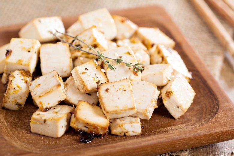 Tofu kann auch vielfältige Art und Weise zubereitet werden.