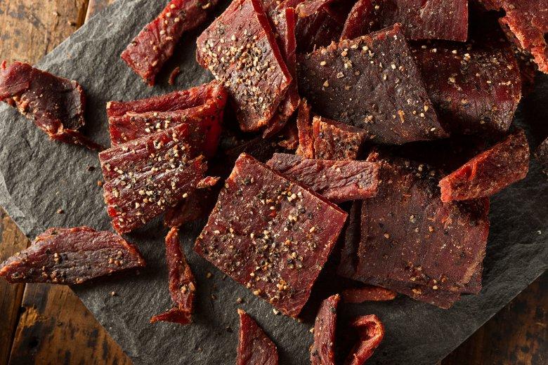 Beef Jerky ist ein beliebtes Trockenfleisch aus den USA.