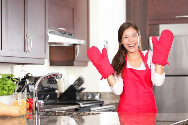Frisch zu kochen macht Spaß und es können nach Lust und Laune gesunde Zutaten gewählt werden.