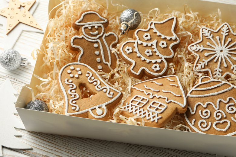 Lebkuchen in allen Variationen sind eine Spezialität in der Advents- und Weihnachtszeit.