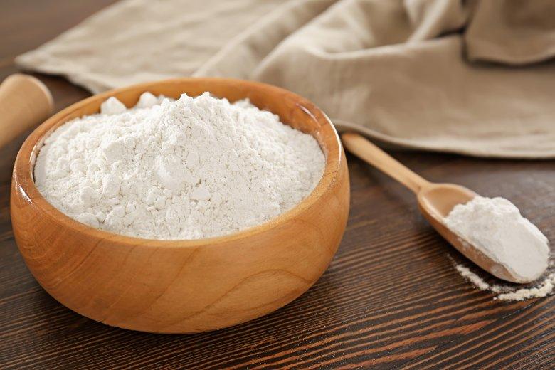 Weizenmehl ist wohl das beliebteste Mehl, da es für viele Mehlspeisen und zum Kochen verwendet werden kann.