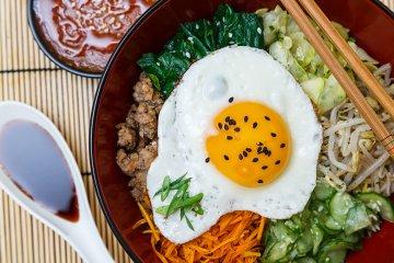 Koreanische Küche - abwechslungsreich und würzig