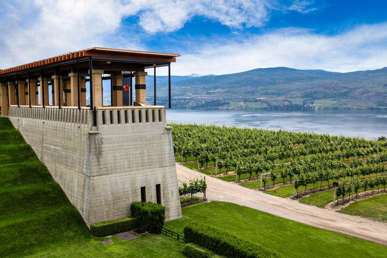 British Columbia gehört heute bereits zu einen der bedeutendsten Weindestinationen weltweit.