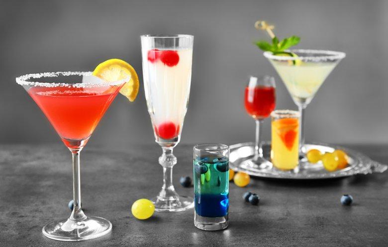 Erst das richtige Cocktailglas macht einen Cocktail perfekt.