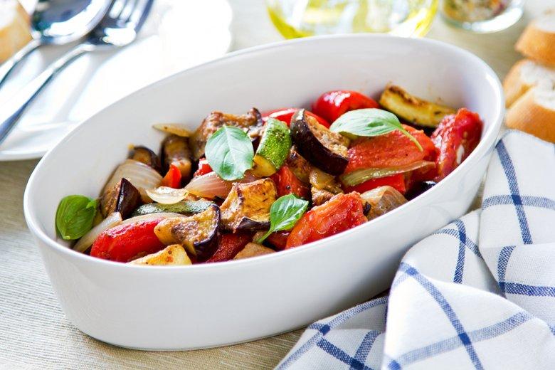Ratatouille ist ein provenzalischer Gemüsetopf und gehört zu den Nationalgerichten in Frankreich.