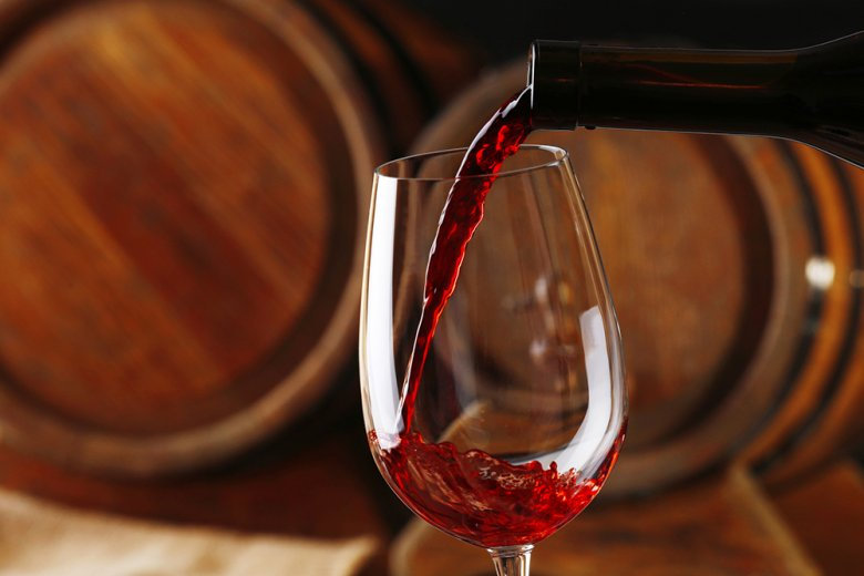 Wein gilt seit jeher als Luxusgut.