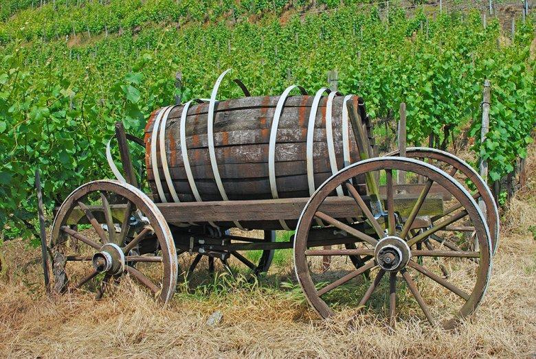 Das Weinbaugebiet Nahe gilt erst seit 1971 zum eigenständigen Anbaugebiet.