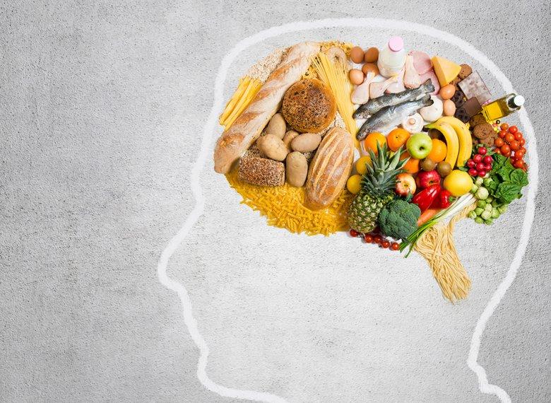 Eine gesunde und die richtige Ernährung kann unser Gehirn positiv beeinflussen.