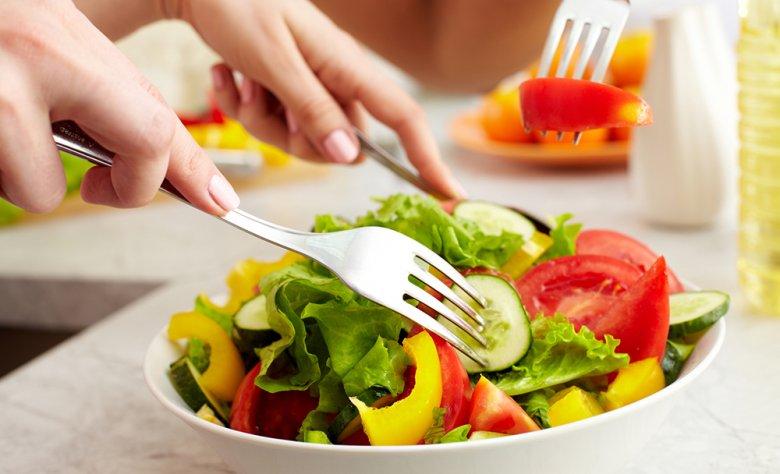 Ein gesunde und ausgewogene Ernährung trägt wesentlich zu unserem Wohlbefinden bei.