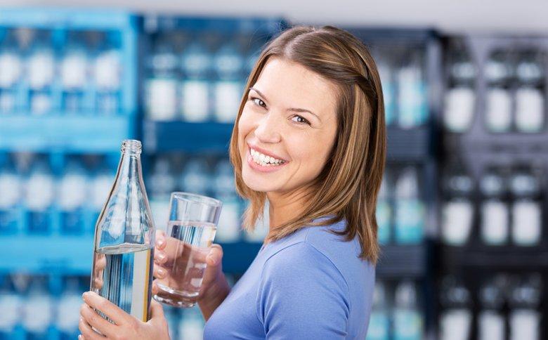 Wasser ist nicht gleich Wasser - bei den verschiedenen Arten gibt es wissenswerte Unterschiede.