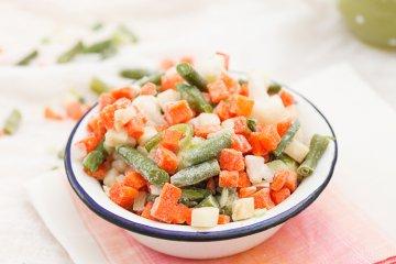 Nahrungsmittel richtig einfrieren und auftauen