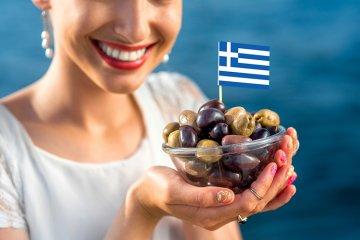 Die mediterrane Küche Griechenlands
