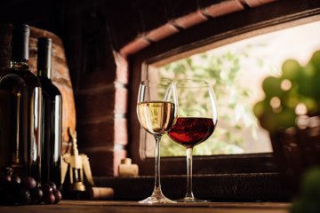 Weinglas - Weingläser