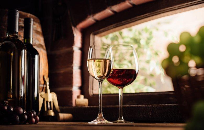 Mit dem richtigen Weinglas kommen Geschmacksnuancen und Aromastrukturen des Weines zum Ausdruck.