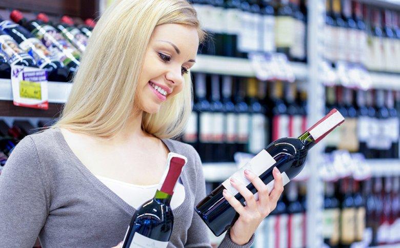 Beim Kauf von Wein sollte man einige Punkte beachten.
