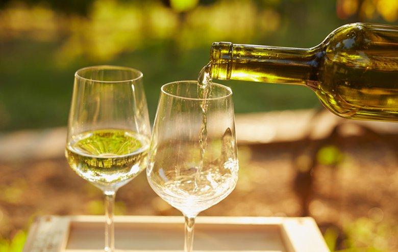 Guter Wein kann sein volles Aroma erst bei der richtigen Trinktemperatur entfalten.