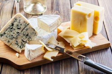 Käse und Käseprodukte