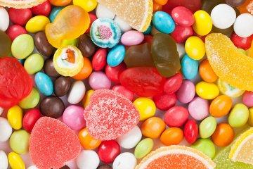 Süßwaren und Zucker