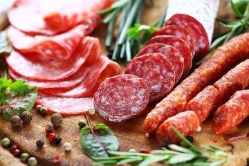 Wurst- und Fleischwaren