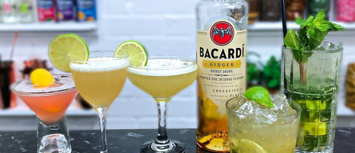 Bacardi - Cocktail Welt