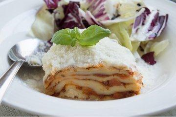 Lasagne mit Schmand