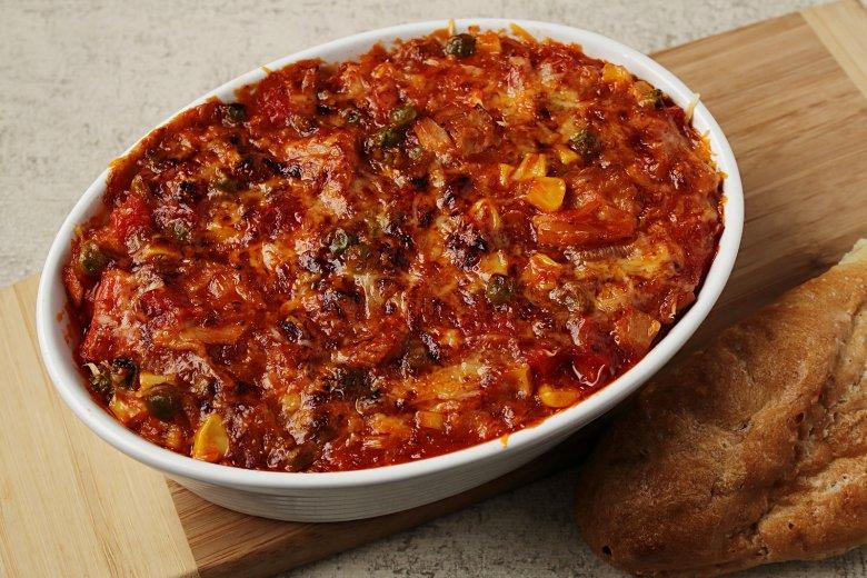 Thunfisch Lasagne