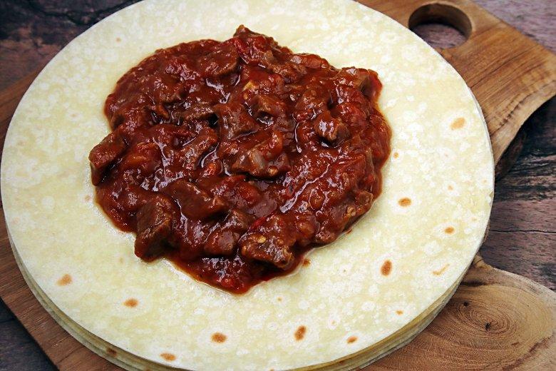 Chili con Carne ohne Bohnen