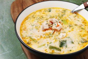 Thai-Fischsuppe
