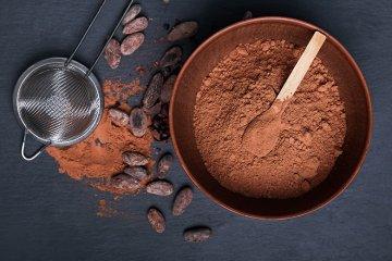 Süße und zahnfreundliche Kakaomischung