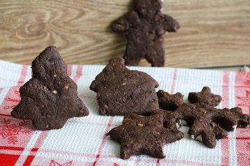 Rohkost Kakao-Kekse