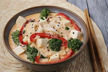 Asiatische One Pot Nudeln