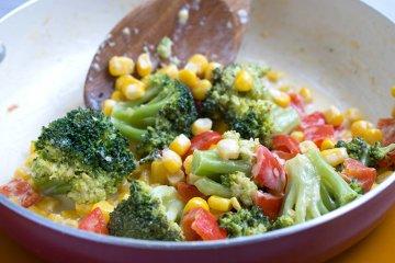 Broccoligemüse