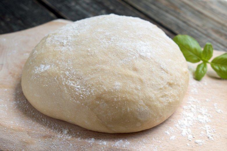 Pizzateig mit Backpulver