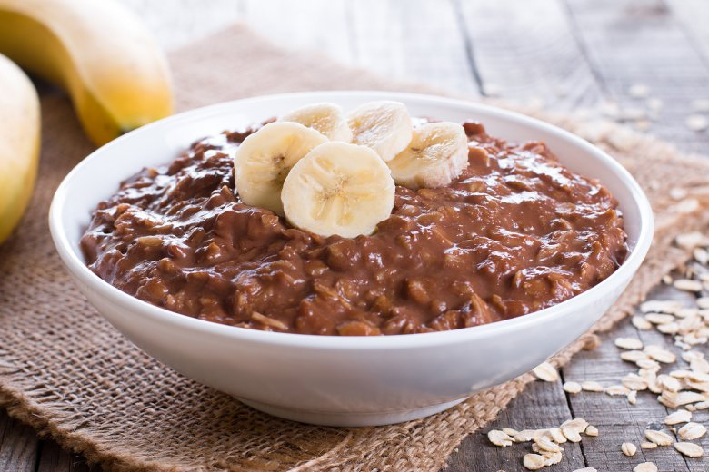 Schoko-Porridge