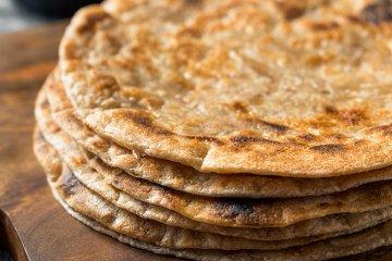 Roti - indische Fladenbrot