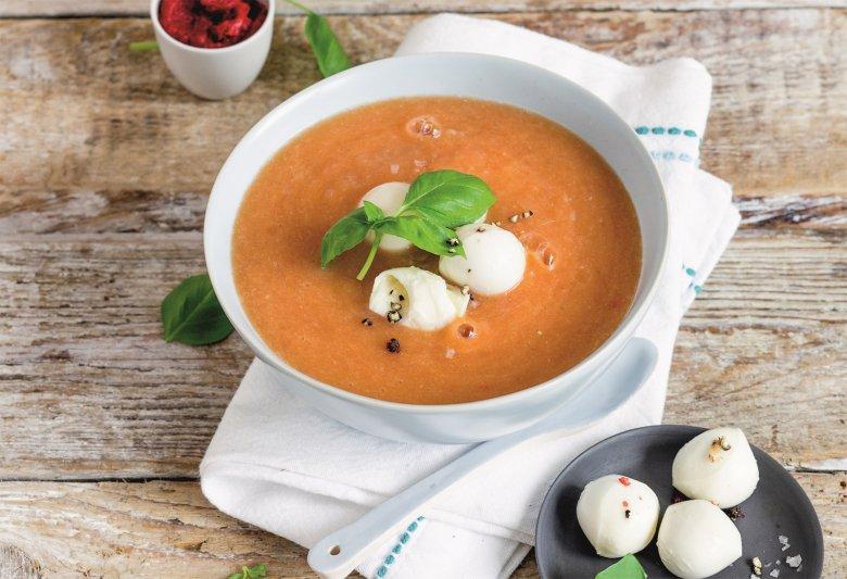 Italienische Bohnensuppe