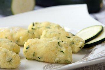 Zucchini Kroketten