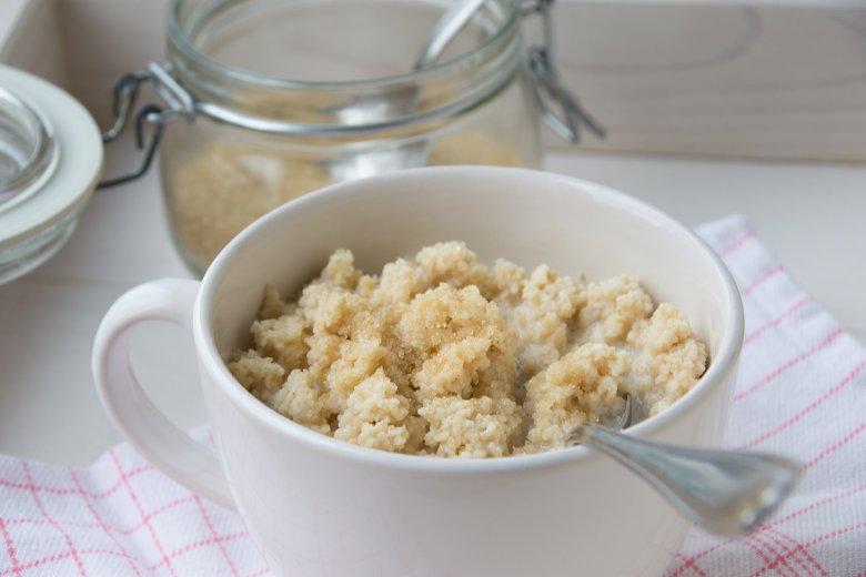 Quinoa-Milchreis