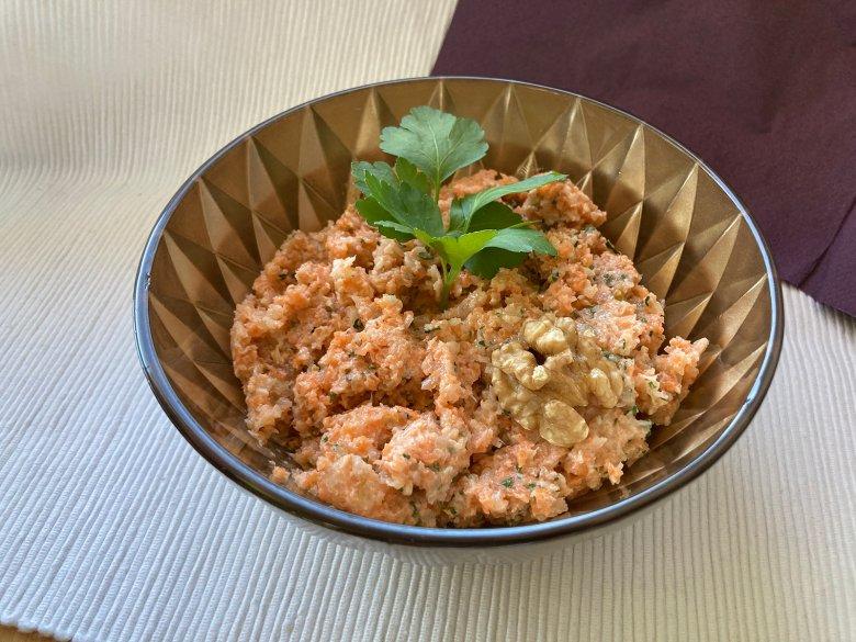 Karotten-Selleriesalat