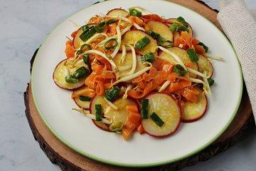Radieschensalat mit Senf
