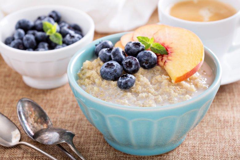 Quinoa-Porridge