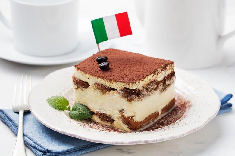 Original italienisches Tiramisu
