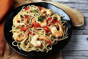 Spaghetti Gambaretti