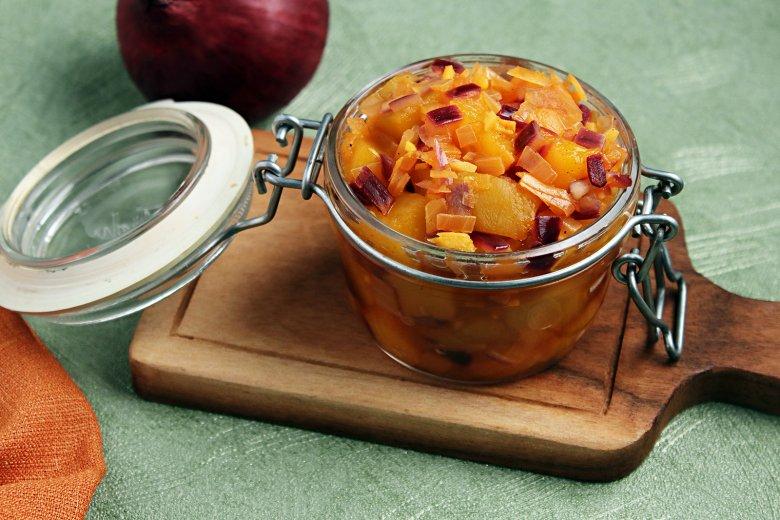 Schnelles Mango Chutney