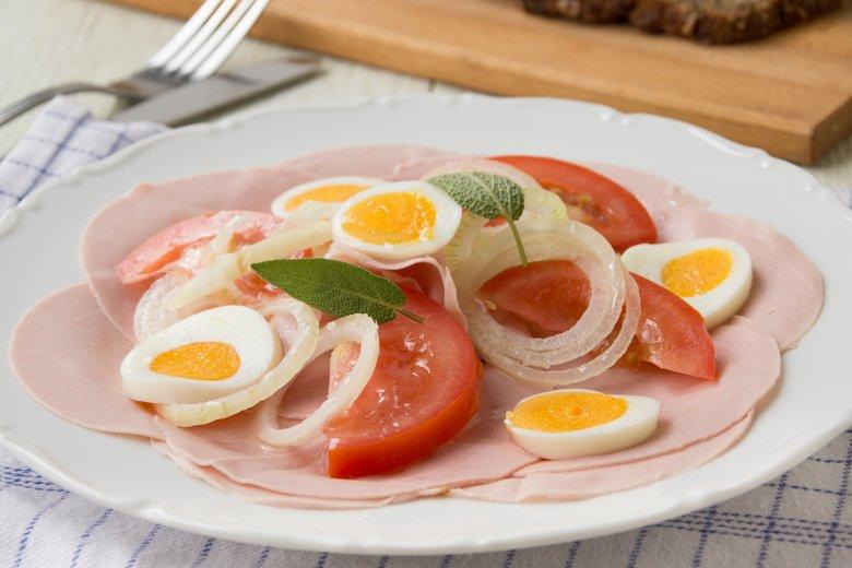 Böhmischer Wurstsalat