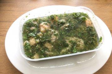 Kräuter-Marinade für Fleisch