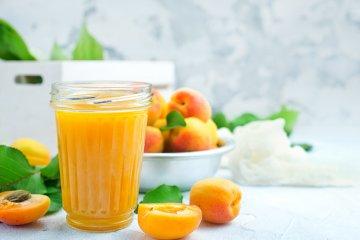 Aprikosenpunsch